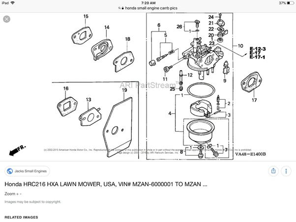 honda gx160 electric start engine wiring diagram  honda