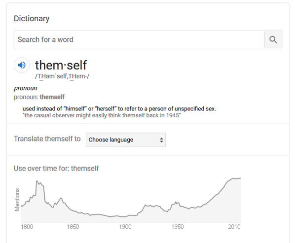 When do you use 'by themself' versus 'by themselves'? - Quora
