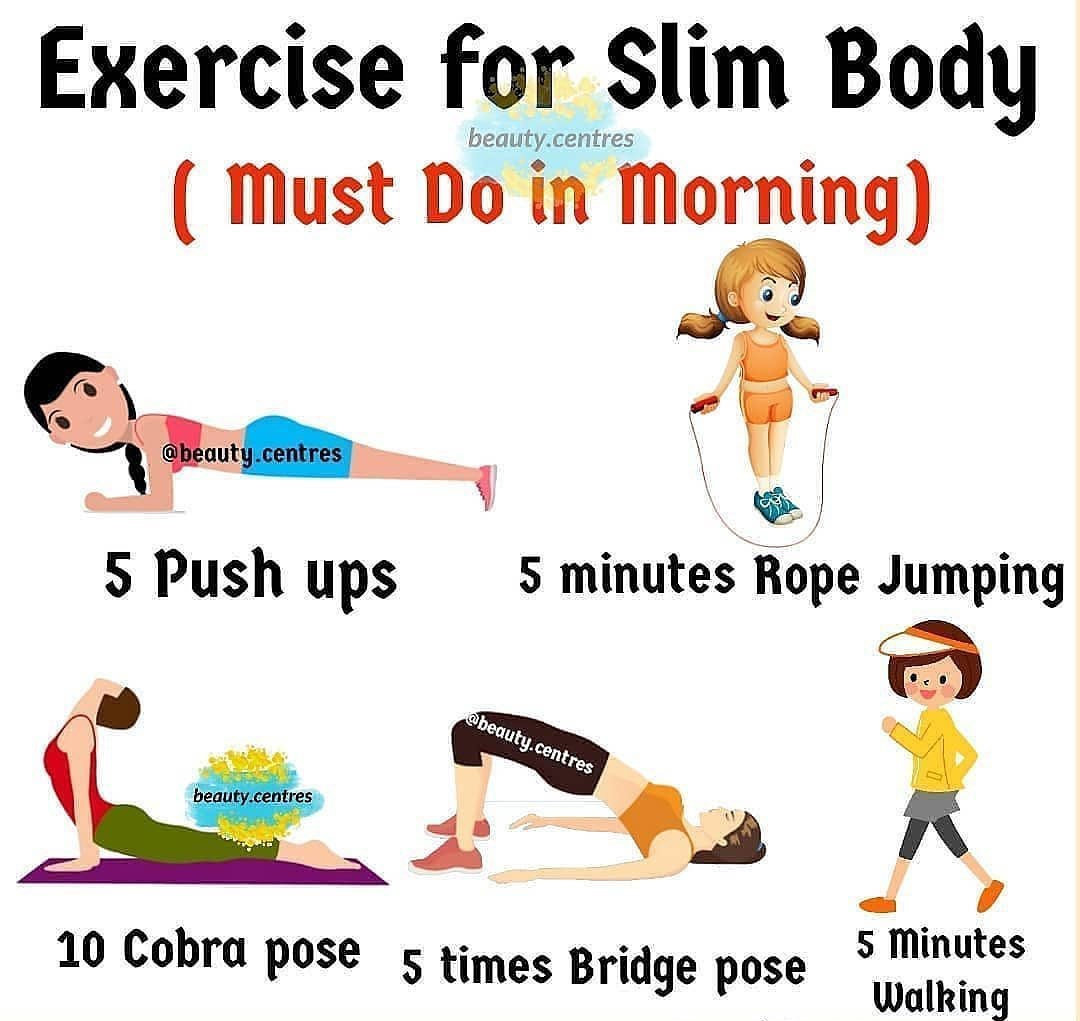 How to become fit if you are thin - Quora