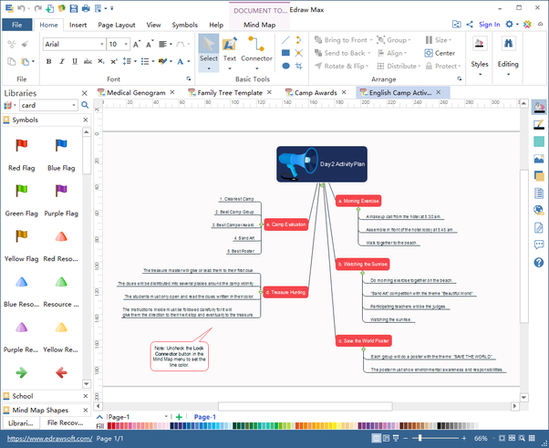 What are good ways to build a tree chart diagram genealogy or you can draw tree chart diagrams with mind map function or organizational chart function ccuart Images