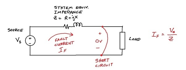 Electrical Short Circuit A Good Simple Wiring Diagram For Light