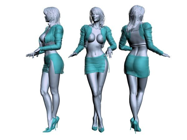 What is the list of fashion design software for modeling ...