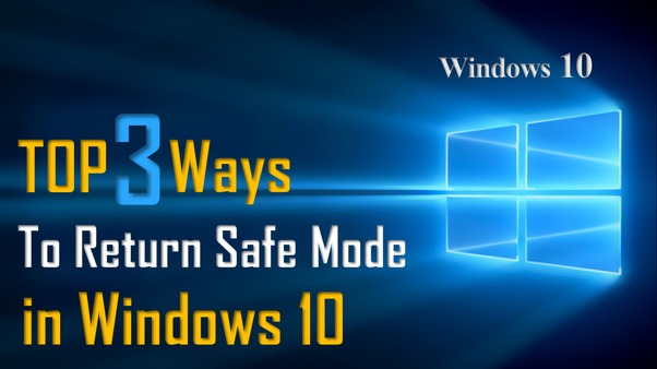 How to open a Lenovo Ideapad Z510 in safe mode if my Windows