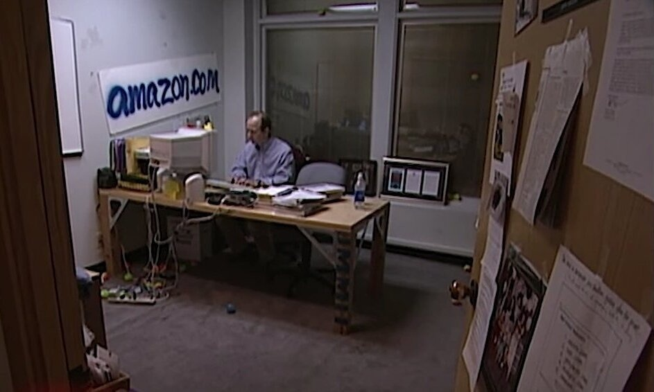 Early days of Amazon