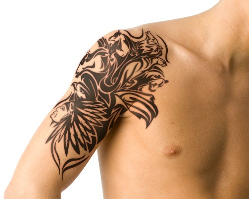 What Is The Most Attractive Place For A Man To Get A Tattoo Quora