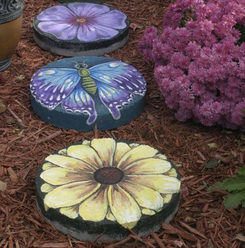 What Are The Advantages Of Painting Stepping Stones Quora