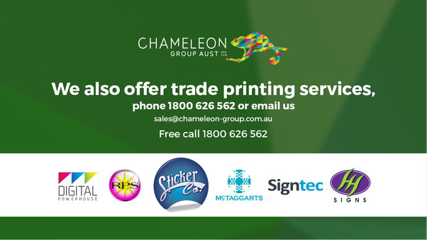Where can i print customized business cards quora the chameleon print group provides good business cards brochures with high quality printed one or two sides standard size black and white reheart Images