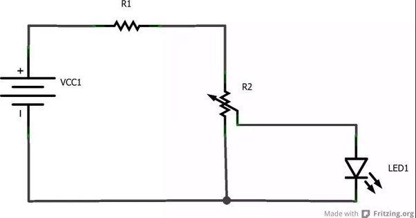 Linear Potentiometer Wiring Schematics Diagram