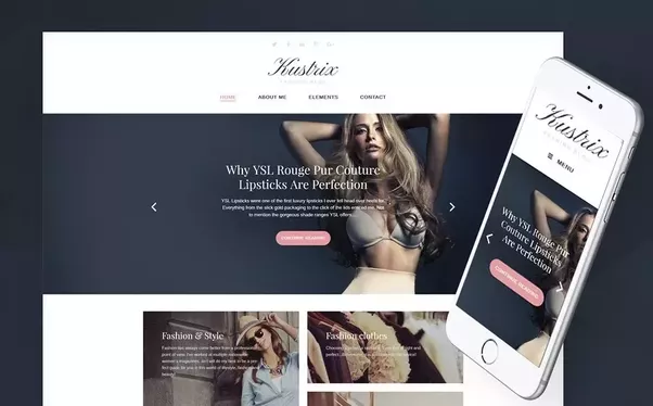Which is the best free Wordpress theme for a fashion blog? - Quora