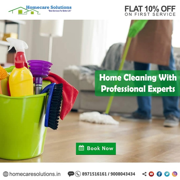 Best cleaning company for home cleaning service... - Home Care ...