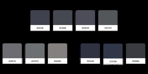 grey vs gray