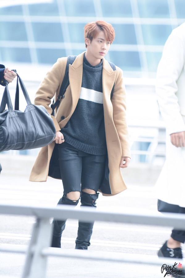 Which BTS member has the best fashion taste? Quora