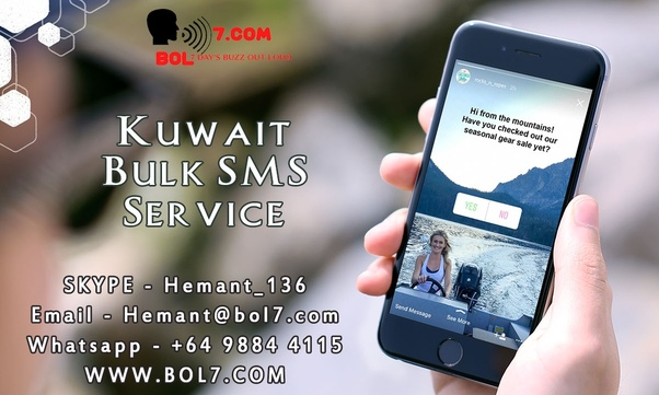 What is the cheapest bulk SMS provider in Kuwait? - Quora