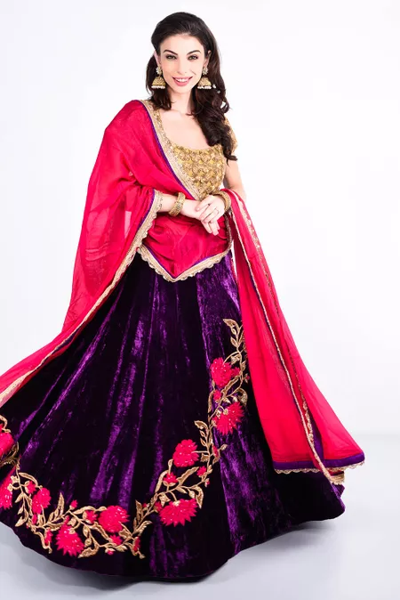 Where Do We Get A Good Bridal Lehenga Within An 11000 Rupee Budget