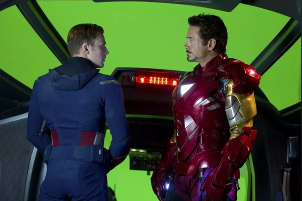 Marvel S The Avengers 2012 Movie Is The Iron Man Costume Entirely