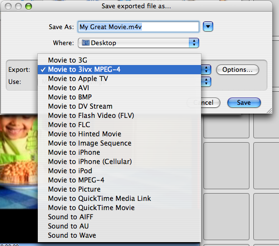 how to delete a part from a video in imovie