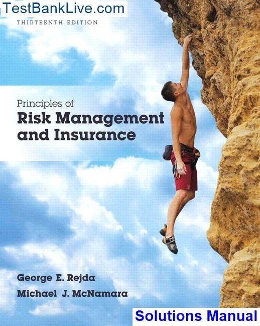 Where can I download Principles of Risk Management and