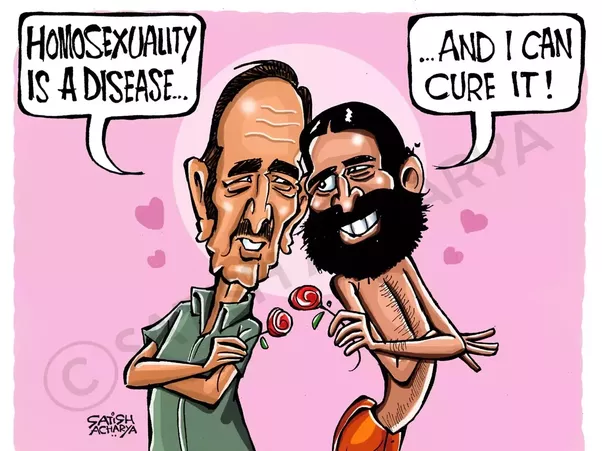 Homosexuality is a disease