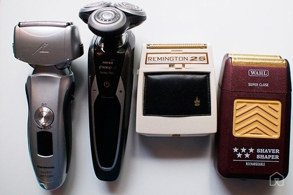 close electric shavers