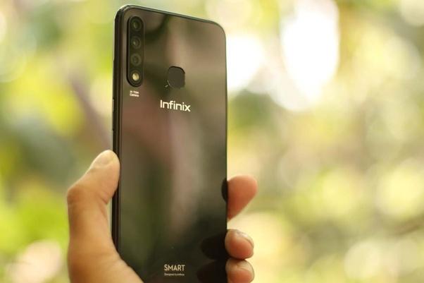 Will Infinix Smart 3 Plus come with a fingerprint sensor