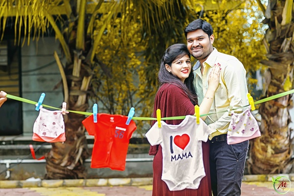6 Amazing Maternity Photoshoot Ideas for Indian parents
