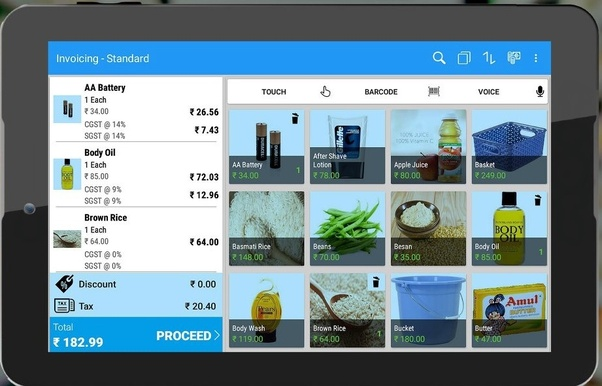 What Is The Best Billing Software For A Retail Shop In India Quora - Free invoice app for ipad best online women's clothing stores