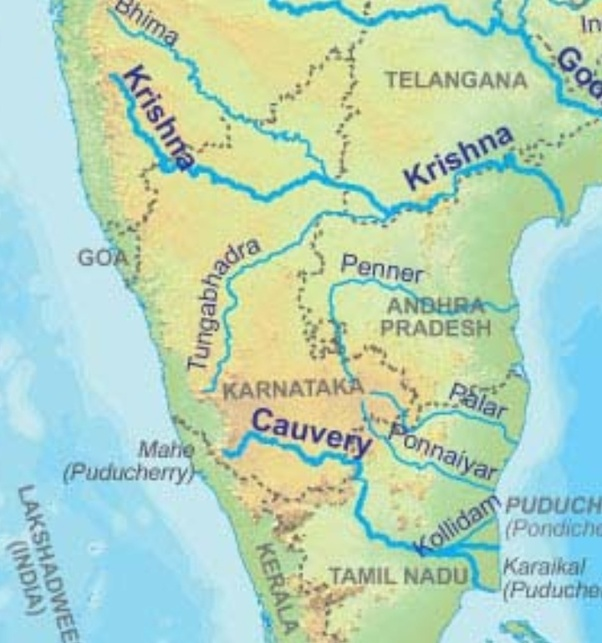 In which states of India does the Kaveri River flow? - Quora on mahanadi river map, jhelum river, yangtze river, yamuna river map, meghna river map, brahma river map, chambal river map, godavari river map, brahmputra river map, states of india, coleroon river map, penner river map, indus river map, narmada river, songhua river map, brahmaputra river, ganges river, chambal river, mahanadi river, godavari river, hari river map, mekong river map, chenab river map, indus river, hindus river map, western ghats, ganges river map, chenab river, india river map, brahmaputra river map, beas river, ravi river map, ravi river, kaveri river, kaveri river map, tungabhadra river,