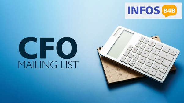 Where can I find the best CFO email lists in the USA? - Quora