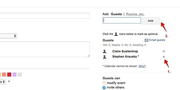 How does one resend a google calendar invite to one attendee for a andrew rump gave the same answer i would have shared deleting and re inviting a guest is the best way to do this see screenshot stopboris Choice Image