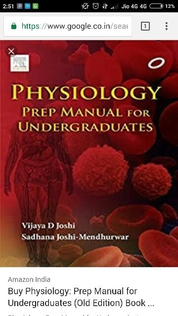 which book is best for mbbs first year of physiology quora rh quora com Joshi Wrestler Name Joshi