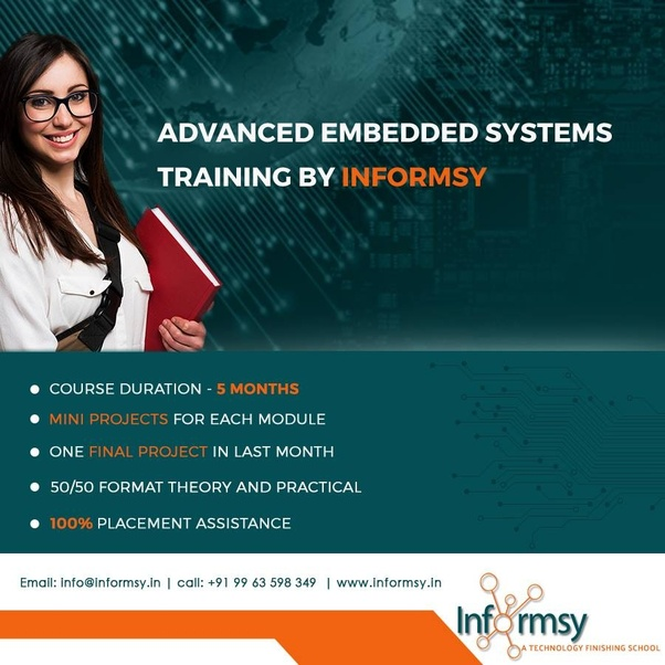 What Is The Best Embedded Training Institute In Hyderabad Quora