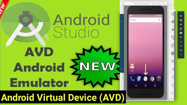 How to run a real Android device as an emulator from AVD