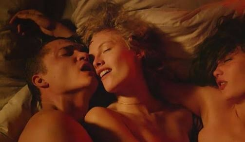 The most erotic film scenes