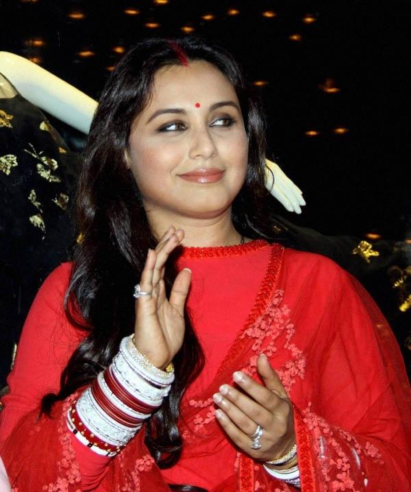 Rani Mukherjee Wedding: Why Do Married Indian Actresses Never Apply Sindoor When
