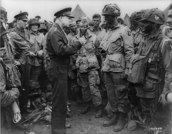 Which General Was Better In Ww2 Eisenhower Macarthur Or