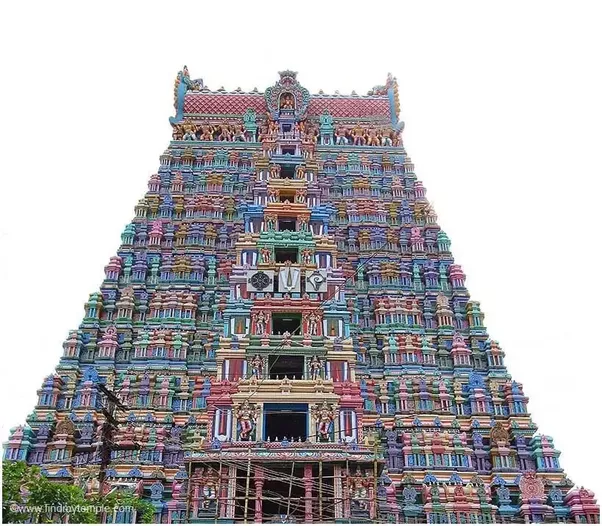 Why Has Tamil Nadu Kept The Temple Tower As Its Emblem Quora