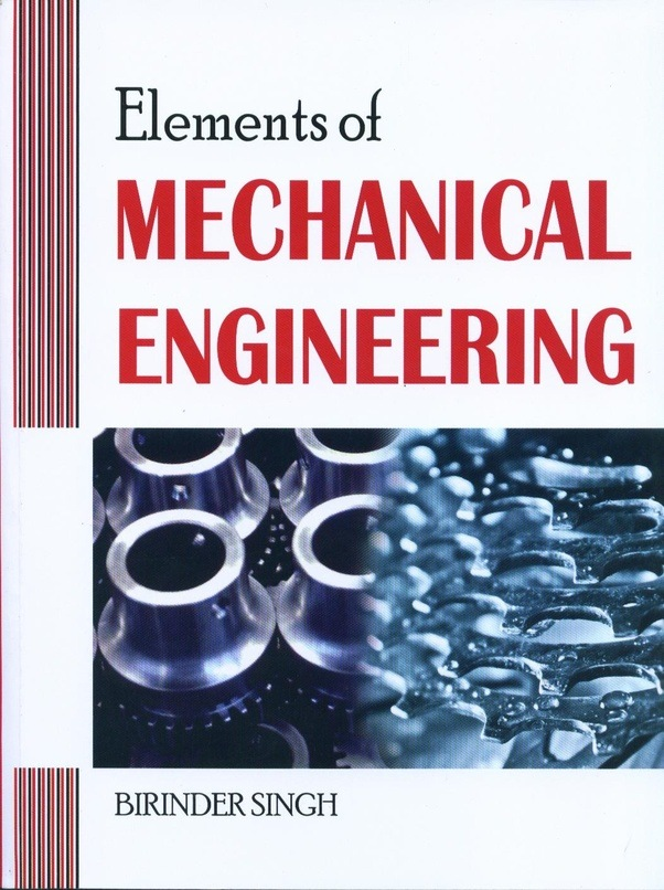 Best Book For Mechanical Design Quora