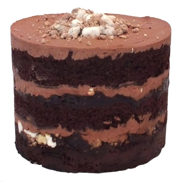What Is The Difference Between A Mud Cake And Malt Cake
