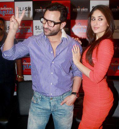 Is Kareena Kapoor taller than her husband Saif Ali Khan ...