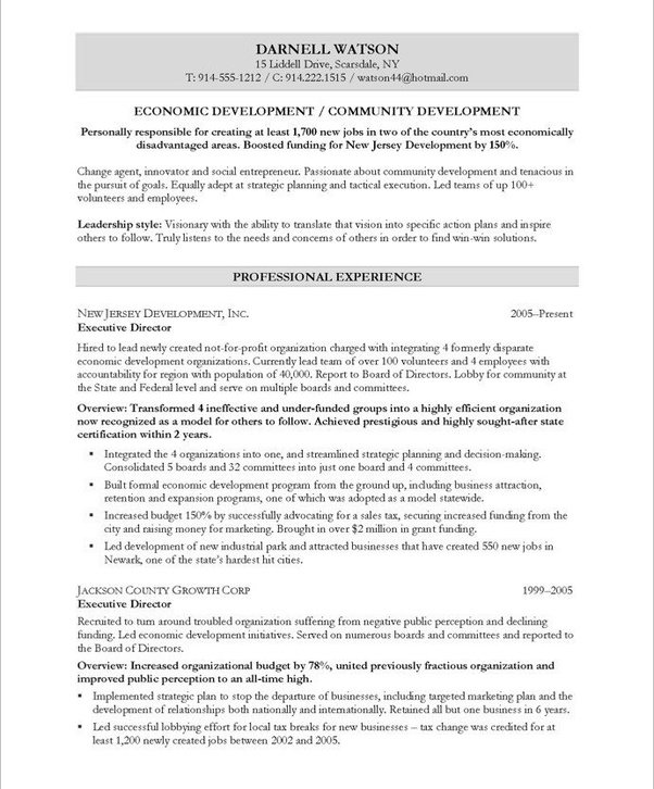 How Does My Resume Look And How Can I Make It Even Better?