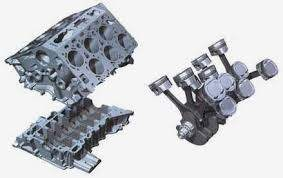 What are the differences between a v12    engine    and a w12