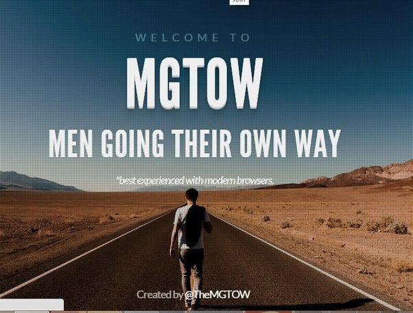 Is the MGTOW movement sexist? - Quora