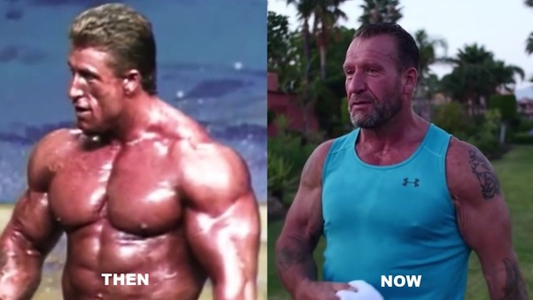 when bodybuilders stop working out的圖片搜尋結果