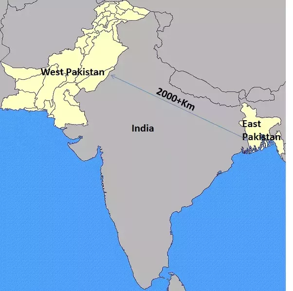 Why did Pakistan go to war with India in 1971? - Quora