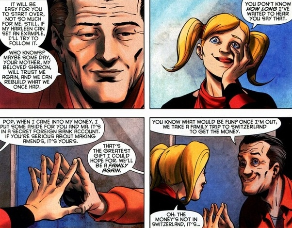 How old are Harley Quinn and the Joker? - Quora