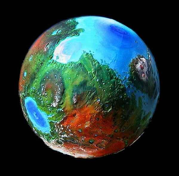 Mars Terraforming: Can We Terraform Mars By Guiding Asteroids From The