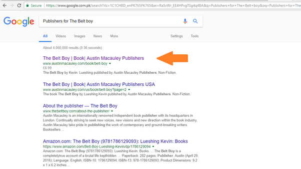 how to find the publisher of a book for citing