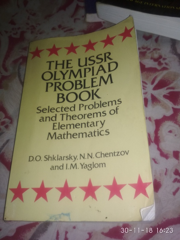 Which books should I use for mathematics for both RMO and
