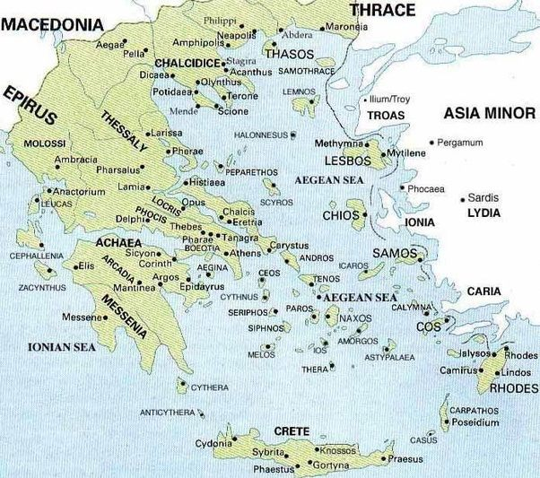 Was ancient macedonia the homeland of alexander the great an this gives a good idea of the distribution of cities in greece only aigai a city mostly by courtesy and pella are macedonian at least before the publicscrutiny Image collections