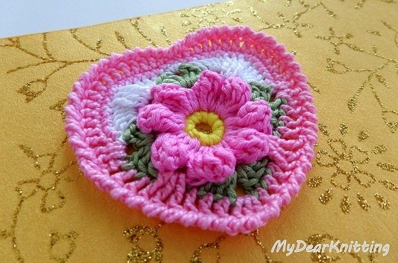How To Make A Flower Granny Square Crochet Quora